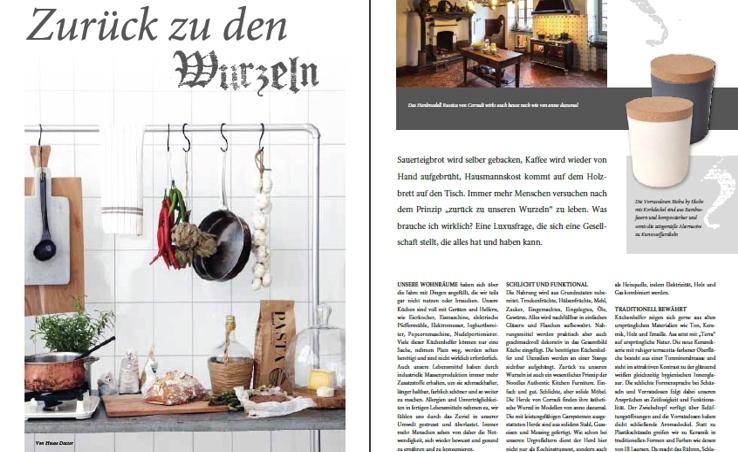 Küchen Trend U2013 Zurück Zu Den Wurzeln